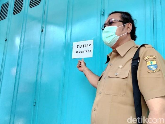 Toko alkes hingga apotek di Cirebon ditutup karena karyawan positif Corona