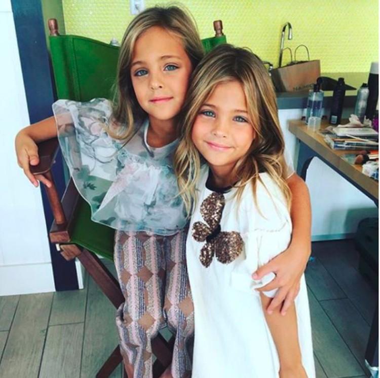 Ava Marie dan Leah Rose adalah kembar yang sempat viral. Begini transformasinya semakin besar.