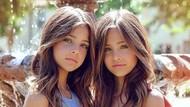 Kembar Identik yang Viral Ava dan Leah, Kini Makin Cantik!