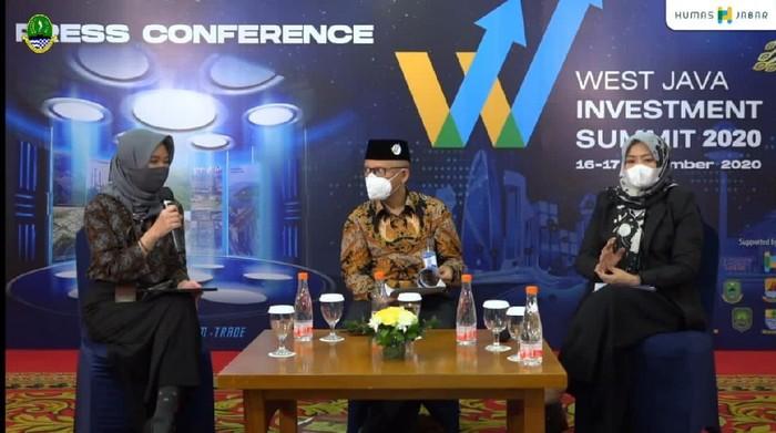West Java Investment Summit (WJIS) 2020 disebut mencatatkan transaksi yang besar, meski dilakukan secara daring karena pandemi COVID-19.