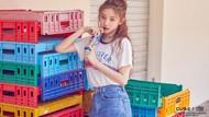 Begini Kebiasaan Unik Yuqi (G)-Idle Saat Minum Cuka Apel