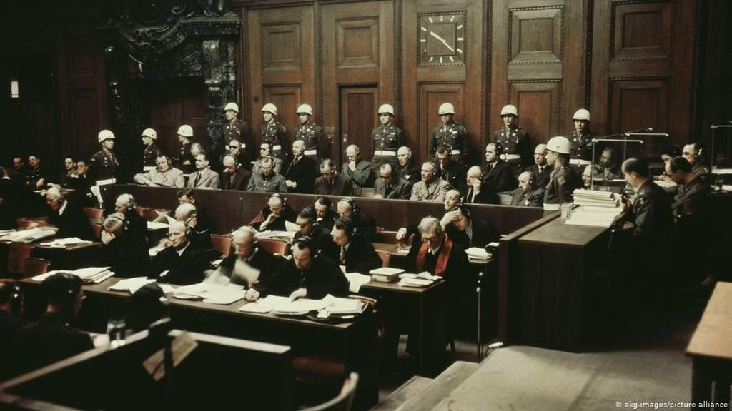 75 Tahun Proses Nrnberg, Pengadilan Pembesar Nazi Jadi Acuan Hukum Internasional