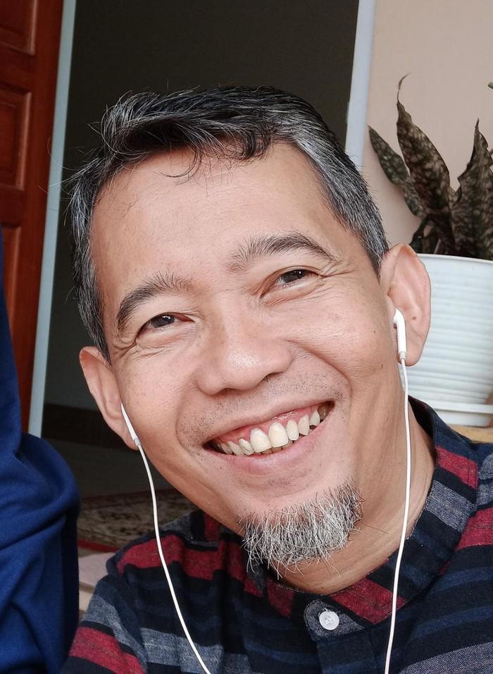 Agus Fanar Syukri - Peneliti Senior Bidang Kebijakan dan Manajemen Riset dan Inovasi LIPI