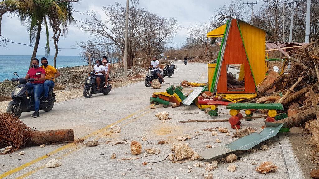 22 Orang Tewas di Amerika Tengah Akibat Diterjang Badai Iota