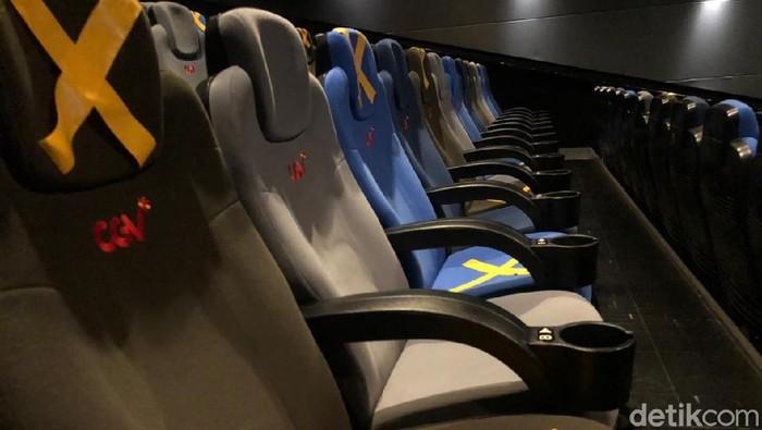 Bioskop buka (Vadhia Lidyana-detikcom)