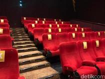 Mulai 1 Februari Tiga Bioskop di Tegal Buka Lagi