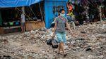 Geliat Aktivitas di Pasar Pos Duri Usai Kebakaran 3 Bulan Lalu