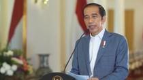 Jokowi: Omnibus Law UU Cipta Kerja Dukung UMKM dan Startup