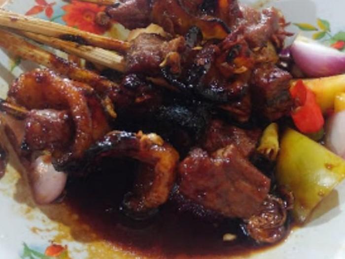Kuliner Enak di Stasiun Pondok Cina Depok