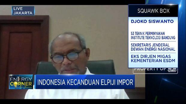 Jargas Rumah Tangga Hingga DME, Solusi Atasi Impor Elpiji(CNBC Indonesia TV)