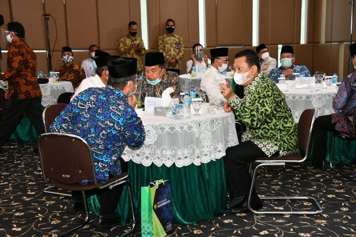 Ketua MPR Bamsoet mengulas peran Ketua Umum Muhammadiyah kelima, Ki Bagoes Hadikoesoemo yang menjadi perwakilan kalangan agama dalam PPKI.
