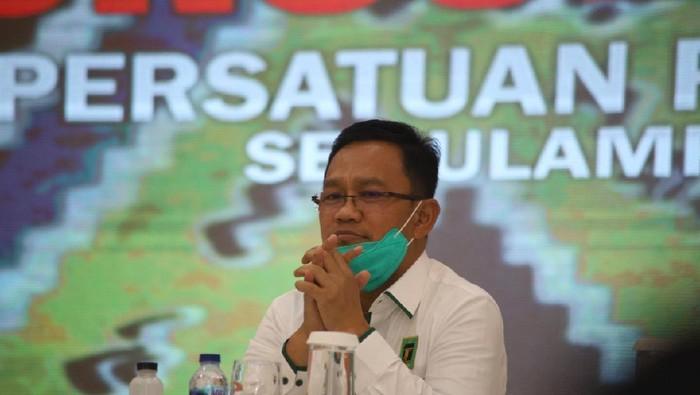 Ketua Panitia Organizing Committee (OC) Muktamar PPP, Amir Uskara