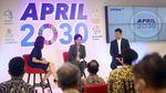 Komitmen April Kurangi Emisi Karbon di 2030