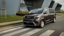 Wujud Mobil Listrik Toyota dengan Pintu Geser