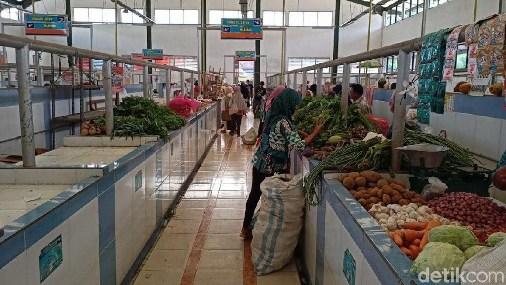 15 Pasar di Ponorogo Direvitalisasi, Hasilnya Ekonomi Meningkat 20 Persen