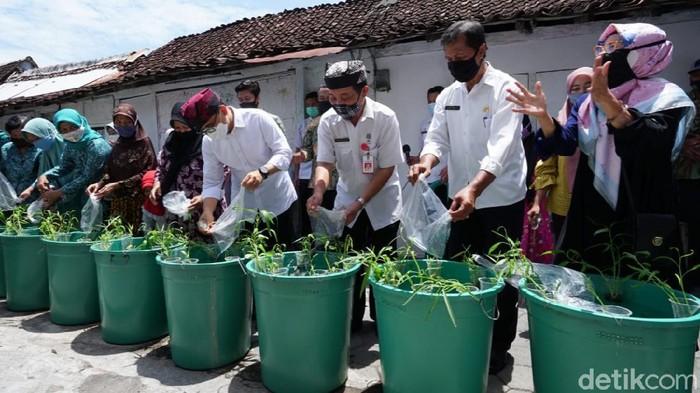 Pemkab Banyuwangi mengajak warga melakukan budi daya ikan. Ini dilakukan untuk meningkatkan konsumsi ikan.