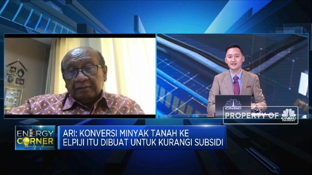 Pengamat: Nilai Keekonomian DME Masih Rendah Untuk Gantikan LPG (CNBC Indonesia TV)