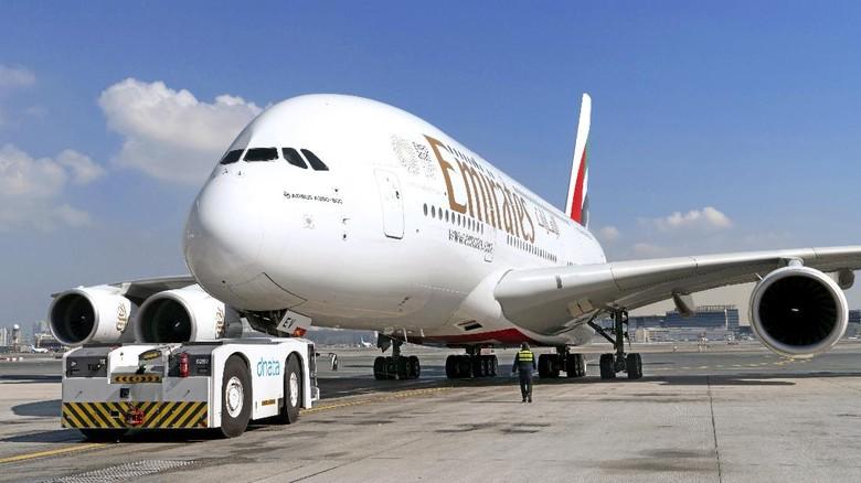 Pesawat Emirates