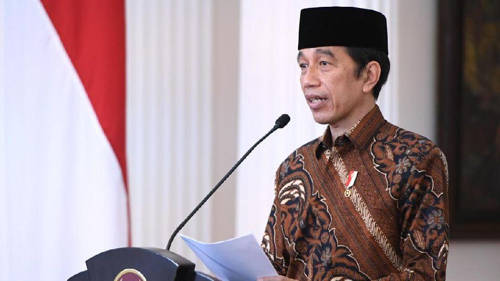 8 Instruksi Jokowi Tegakkan Aturan saat Pilkada Demi Cegah Kerumunan