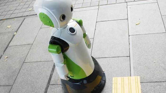 robot jepang Robovie