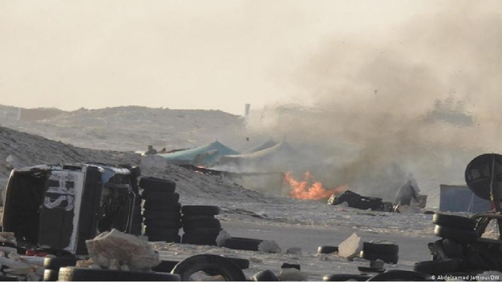 Sahara Barat Memanas, Maroko dan Front Polisario Saling Serang