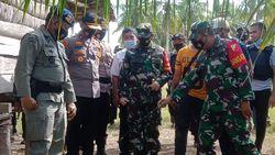 TNI-Polri Olah TKP 2 Anggota Ali Kalora Ditembak Mati di Parimo