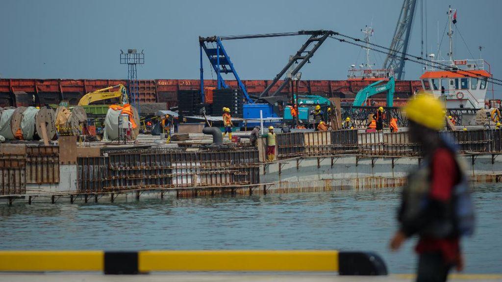 Menhub Sebut Pelabuhan Patimban Akan Saingi Shanghai dan Singapura