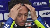 Performa Menukik, Mantan Pebalap MotoGP Ini Khawatir RossiSudah diUjung Karir