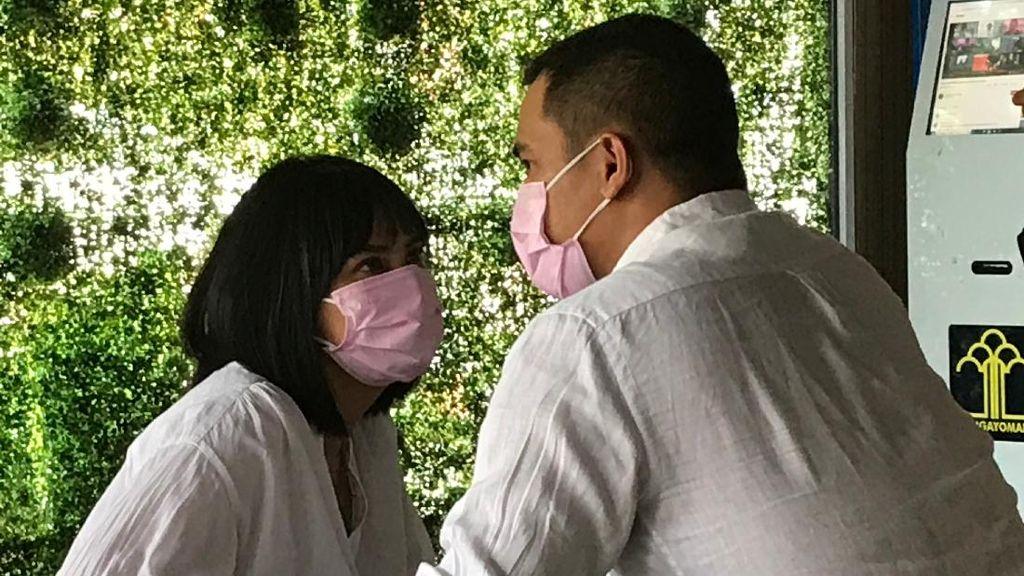 Suami Minta Keringanan Hukum untuk Vanessa Angel ke Yasonna Laoly