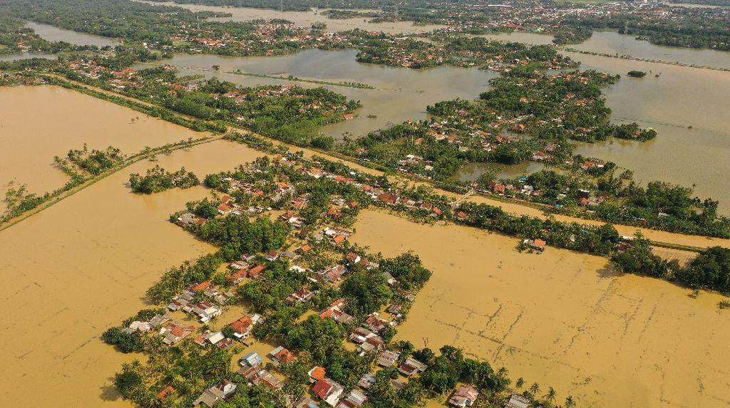 Banjir di Cilacap Kian Meluas