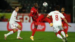 Menang Dramatis Atas Denmark, Belgia Bertengger di Puncak Klasemen Grup B