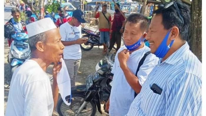 Calon Bupati Rembang Harno