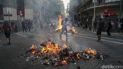 Guatemala Memanas, Gedung Kongres Dibakar Pedemo