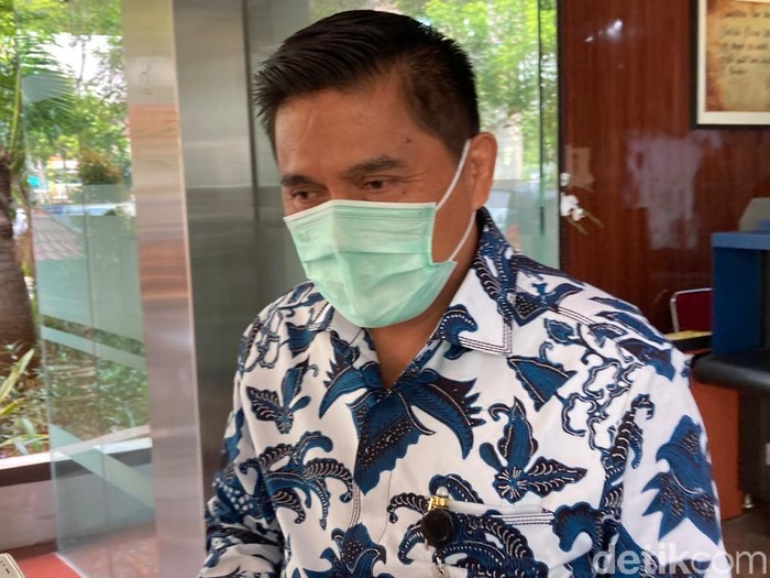 Deputi Penindakan Komisi Pemberantasan Korupsi (KPK) Karyoto