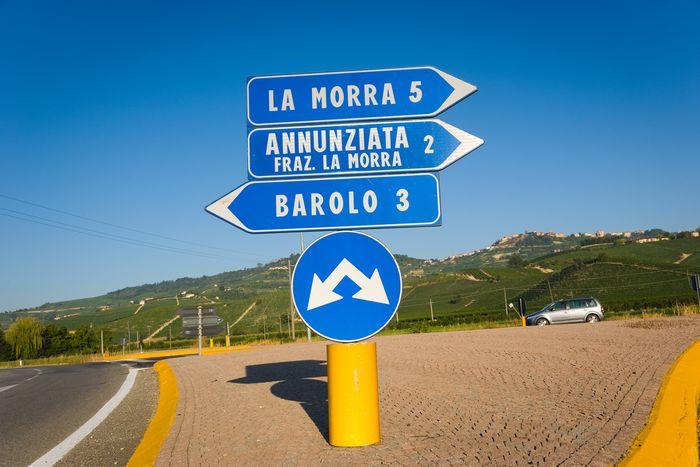 Desa Barolo, kota wine Italia 2021