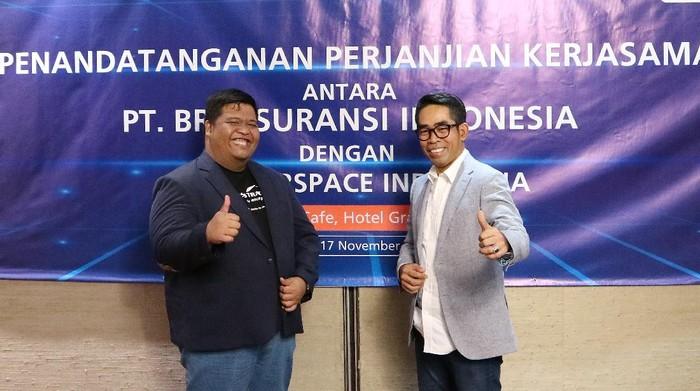 BRI Insurance (BRINS) kembali memperluas jangkauannya bersama perusahaan affiliate marketing ACCESSTRADE Indonesia guna mendorong potensi pasar bisnis asuransi.