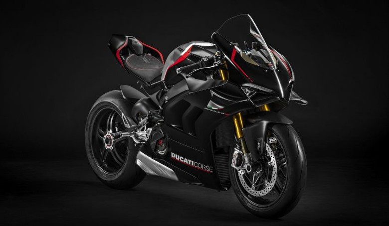 Ducati Panigale V4 SP, Gahar buat Sirkuit