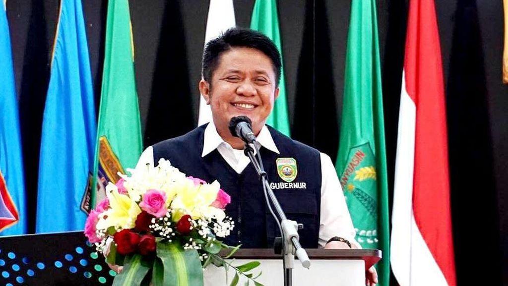 Edhy Prabowo Ditangkap, Gubernur HD: Beliau Salah Satu Putra Terbaik Sumsel