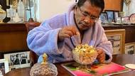 Gokil! Hotman Paris Menang Lelang Popcorn Emas Chef Arnold Rp 50 Juta