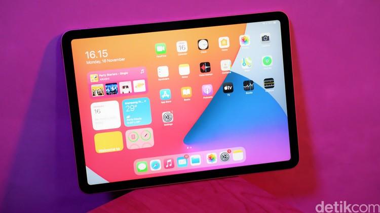 iPad Air Generasi 4