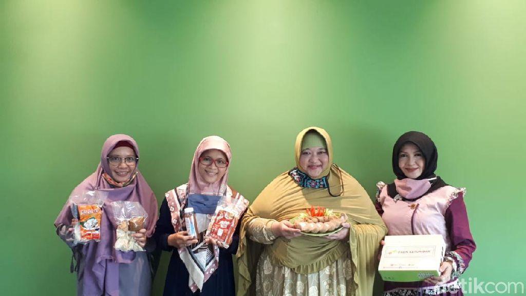 Jangan Anggap Remeh, Emak-emak UKM Ini Sukses Bisnis Makanan