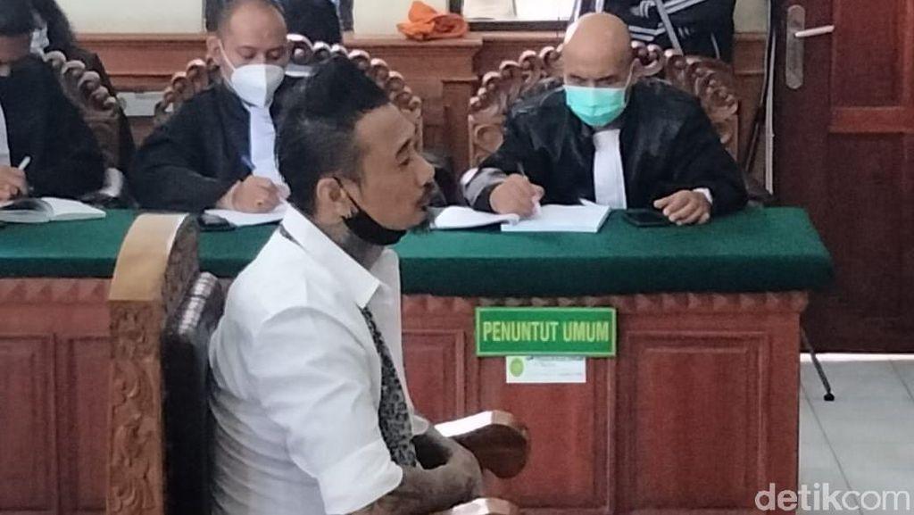 Perang Kasasi Jerinx Vs Jaksa Gara-gara Berkurang Hukuman Penjara