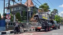 Antisipasi Buruh Kembali Demo di Surabaya, 4.015 Personel Polisi Disiagakan
