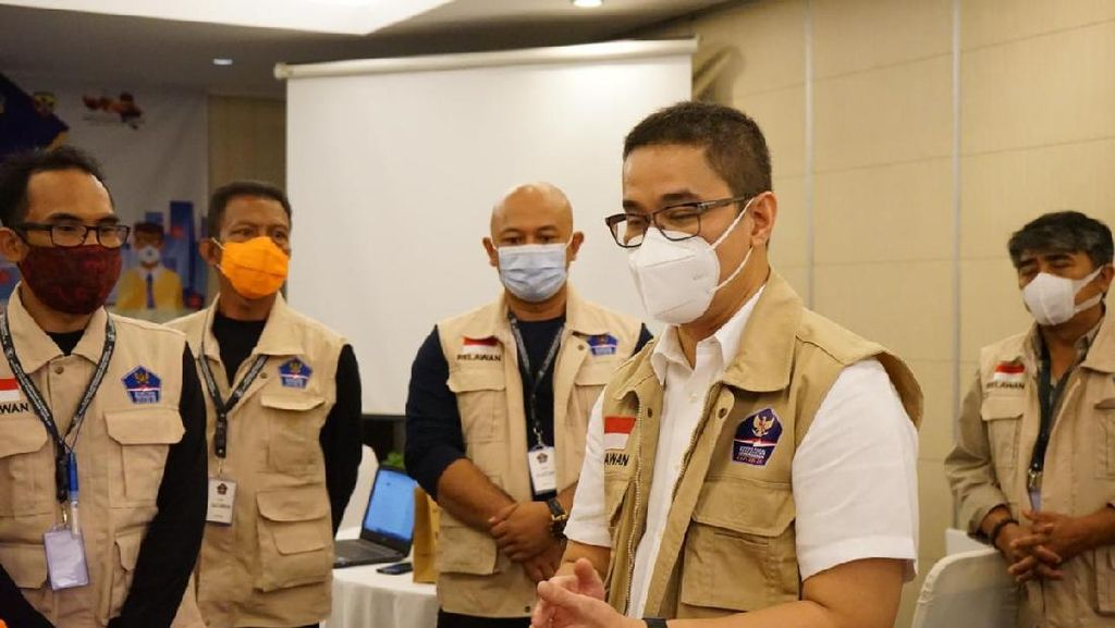 Relawan COVID-19 Minta Tokoh Masyarakat Jadi Panutan Disiplin Prokes