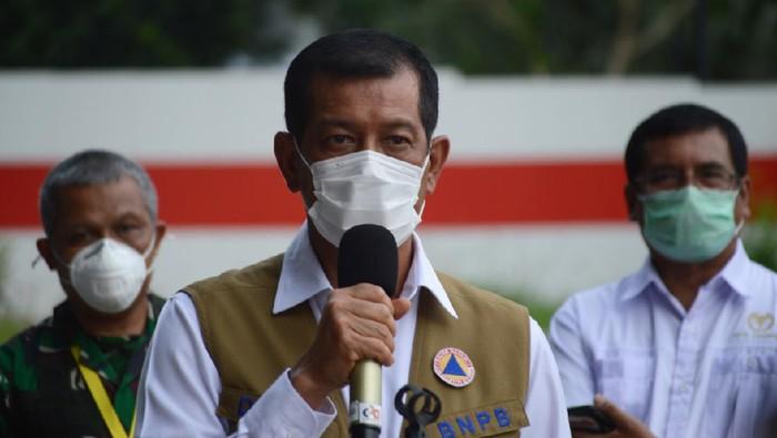 Ketua Satgas Penanganan COVID-19, Letjen TNI Doni Monardo