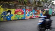 Mural COVID-19 Sarana Edukasi Masyarakat