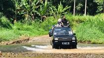 Bertualang Naik Jeep Menaklukkan Taman Nasional Meru Betiri