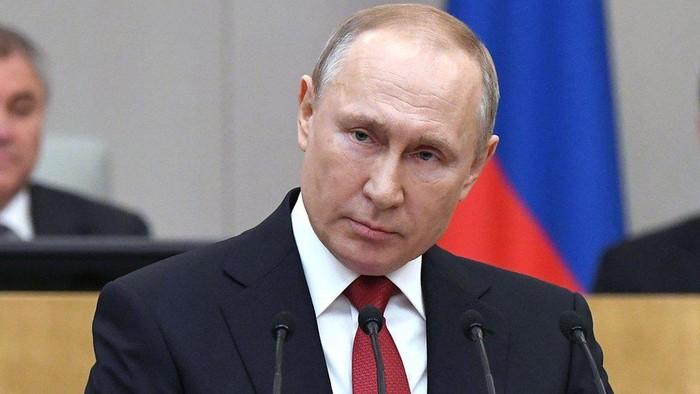 Parlemen Rusia akan berikan kekebalan hukum bagi Putin di tengah tudingan berniat jadi presiden seumur hidup