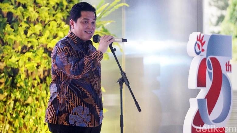 PT Telekomunikasi Indonesia (Persero) Tbk., (Telkom) menggelar peringatan 25 tahun initial public offering (IPO) dan mengeluarkan Perangko khusus dalam acara tersebut, Kamis (19/11/2020).