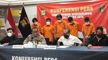 5 Pelaku Spesialis Pencurian Motor di Bekasi Ditangkap, 1 Tewas Didor